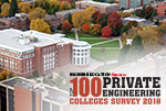Top 100 Private Engineering Colleges in India 2018